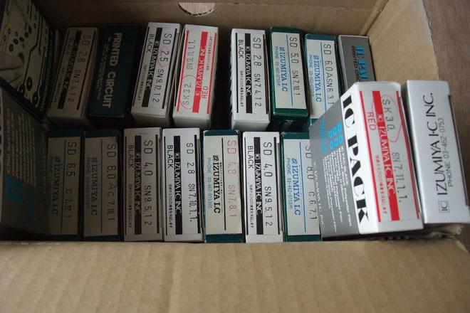 レタリングテープ
